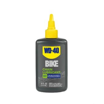 WD-40 Bicycle Bike Chain Dry Lube Lubricant 118ml (4oz)