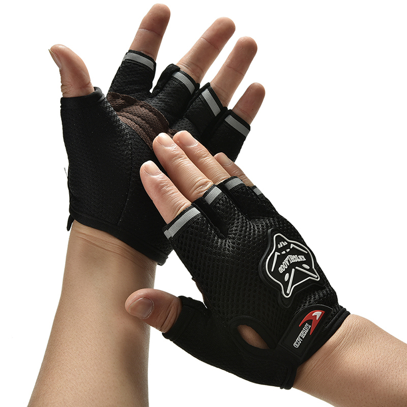 Weight Lifting Gym Gloves Training Fitness Wrist Wrap: GYM Weight Lifting Gloves Health Fitness Dumbbell Wrist