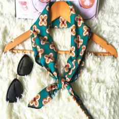 ... 360dsc Women Little Monsters Pattern Small Square Scarf Kerchief Scarves Bandanas Neck Accessories Pink Daftar Update