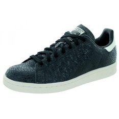 Adidas Womens Stan Smith W Originals Black/Black/White Casual Shoe 9.5 Women  US - intl