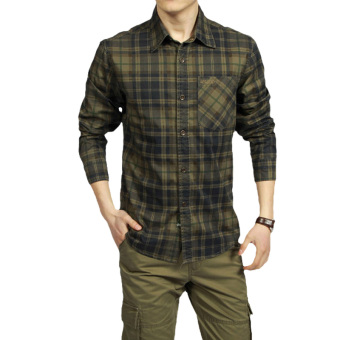 Afs Jeep men's casual long-sleeved shirt