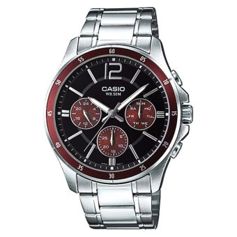 Casio Classic Series Men's Analog Watch MTP1374D-5A
