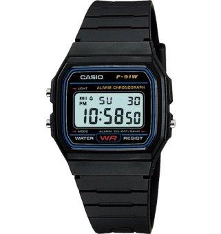 Casio Digital Watch F91W-1S