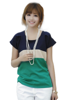 Fancyqube Chiffon T-shirt Green