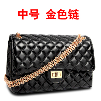 Fang fashion spring chain bag quilted bag