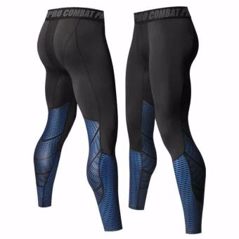 Hyperlight Pro Combat Compression Tights Long Bottom