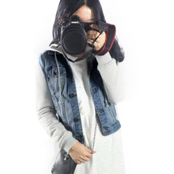 Jo.In NEW Womens Denim Jersey Jacket Jean Jackets Hooded Coat -intl