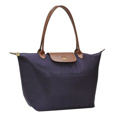 Longchamp Bilberry Le Pliage Large Tote Bag