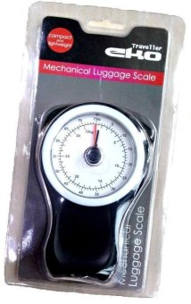Mechanical Luggage Weighing Scale with Hook
