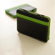 designer money clip wallet p4qc  MG Wallet Men's Money Clip #1 Green