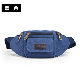 New style multi-function running bag (Blue) (Blue)