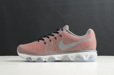 ... Nike Air Max Tailwind 8 Print Mens Running Shoes 806803-008 (Grey Red)  ...