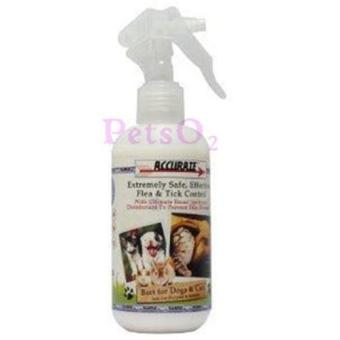 Accurate Flea & Tick Control Spray 500ml