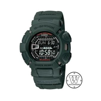 Casio G-Shock Mudman G-9000-3V Watch Green
