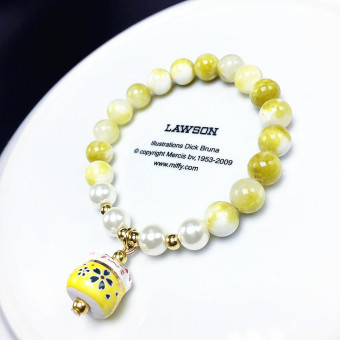 Day Korean-style decorative pomegranate stone lucky cat braceletsbracelet