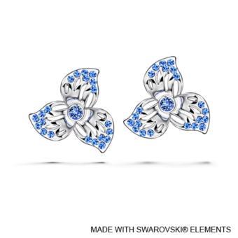 Florinda Earrings Sapphire