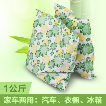 Itutn in addition to formaldehyde in addition to smell car active charcoal bag Bamboo Charcoal bag