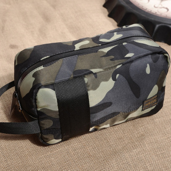 Ji Tian outdoor travel waterproof clutch bag washed bag