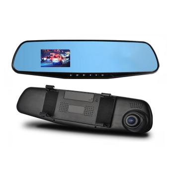 LCD HD Car DVR Car Camera Dash Cam Video Recorder Rearview Mirror Vehicle DVR