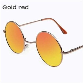 Oulaiou Fashion Accessories Anti Fatigue Trendy Eyewear Reading Source · New Fashion Retro Small Round Sun