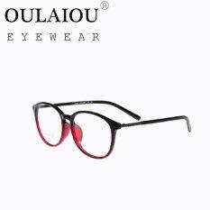 ... Oulaiou Fashion Accessories Anti fatigue Trendy Eyewear Reading Glasses OJ9036 intl