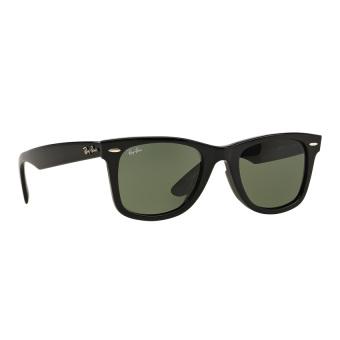 ray ban wayfarer sunglasses singapore  ray ban wayfarer 0rb2140f90152 crystal green