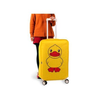 travel luggage cover suitcase set(D22) - intl