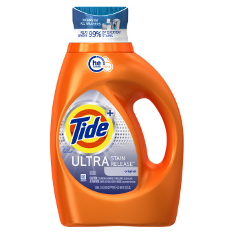 Ultra Stain Release(TM) Original Scent High Efficiency Liquid Laundry Detergent 24 Loads 46 Fl Oz