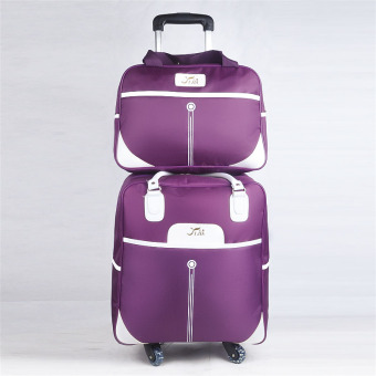 Youyou New style female portable trolley bag