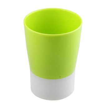 Buyincoins 4 candy colors water cups toothbrush toothpaste holder kitchen bathroom cup cute - Keep toothpaste kitchen ...