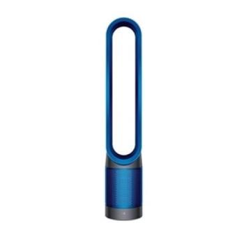 site reviews dyson pure cool tower purifier iron blue
