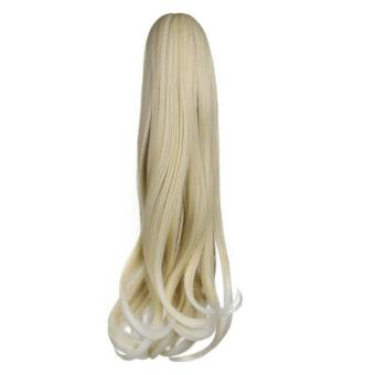 ... Clip On Hair Ponytail Extensions(Export) - Intl Lazada Singapore