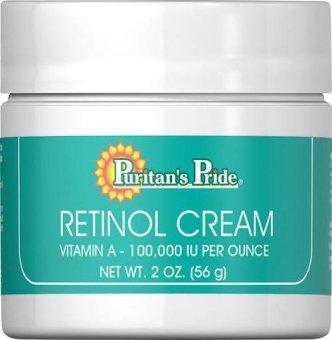 Puritans Pride Retinol Cream (Vitamin A 100,000 IU Per