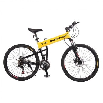 Rockefeller 26 Lightweight Foldable Mountain Bike Bicycle
