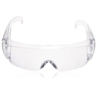 Transparent Lunettes Masques de sécurité Protection des yeux Pour ...