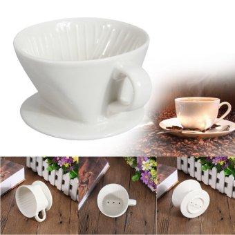 VAKIND Ceramic Porcelain Hand-poured Coffee Maker (Intl) Lazada Singapore