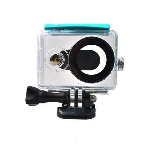 Xiaomi Yi Action Camera Green With Waterproof Case