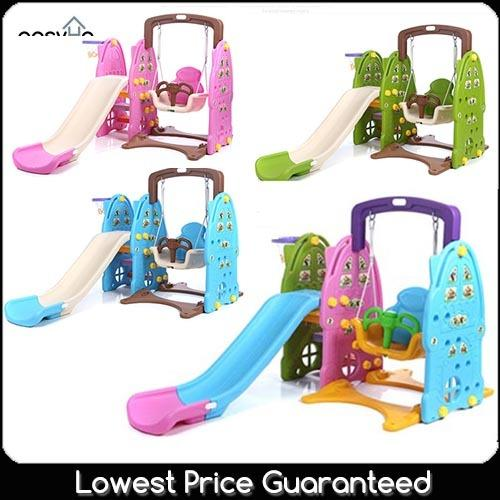 Play & Swing Sets