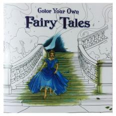 Fairy Tales 2016 New Secret Garden An Inky Treasure Hunt And Coloring Book For Children Adult