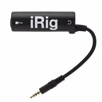 Fancyqube Multimedia iRig IK Pre for iPhone/iPod touch/iPad and Android Devices Multimedia GUITAR midi Interface - intl