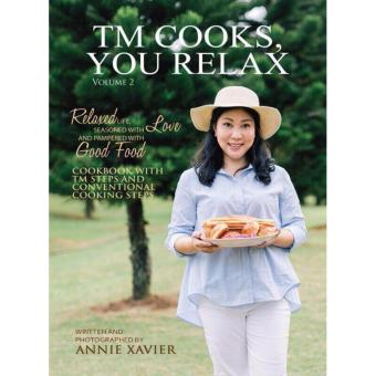 Harga TM Cooks, You Relax Volume 2 - Thermomix Cookbook