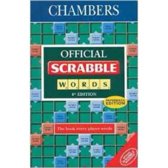 Harga Official Scrabble Words Th Hb