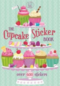 Harga The Cupcake Sticker Book.