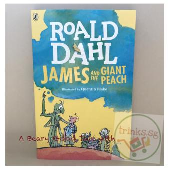 Harga James and the Giant Peach by Roald Dahl