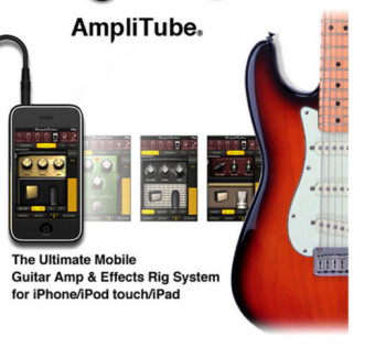 Multimedia iRig IK Pre for iPhone/iPod touch/iPad and Android Devices Multimedia GUITAR midi Interface - intl