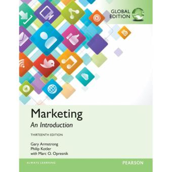 Harga Marketing: An Introduction 13th Global Edition