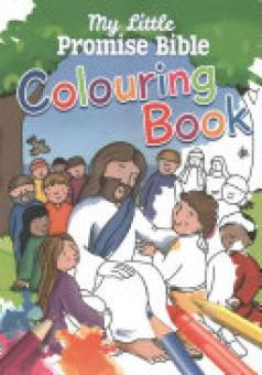 Harga My Little Promise Bible Colouring Book