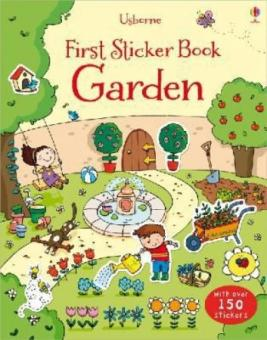 Harga First Sticker Book Garden…