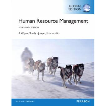 Harga Human Resource Management 14th Global Edition