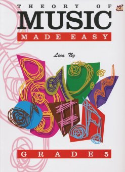 Harga Theory Of Music Made Easy Grade 5 by Lina Ng